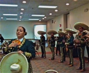 mariachi singer