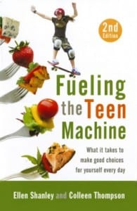 Nutrition and teens