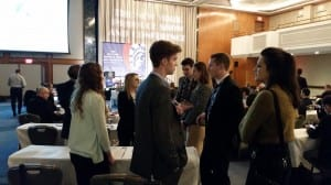 Global Tradeshow-Newcastle University students