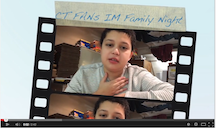 Family Night video