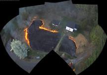 aerial fireburn