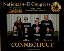 4-H Congress group