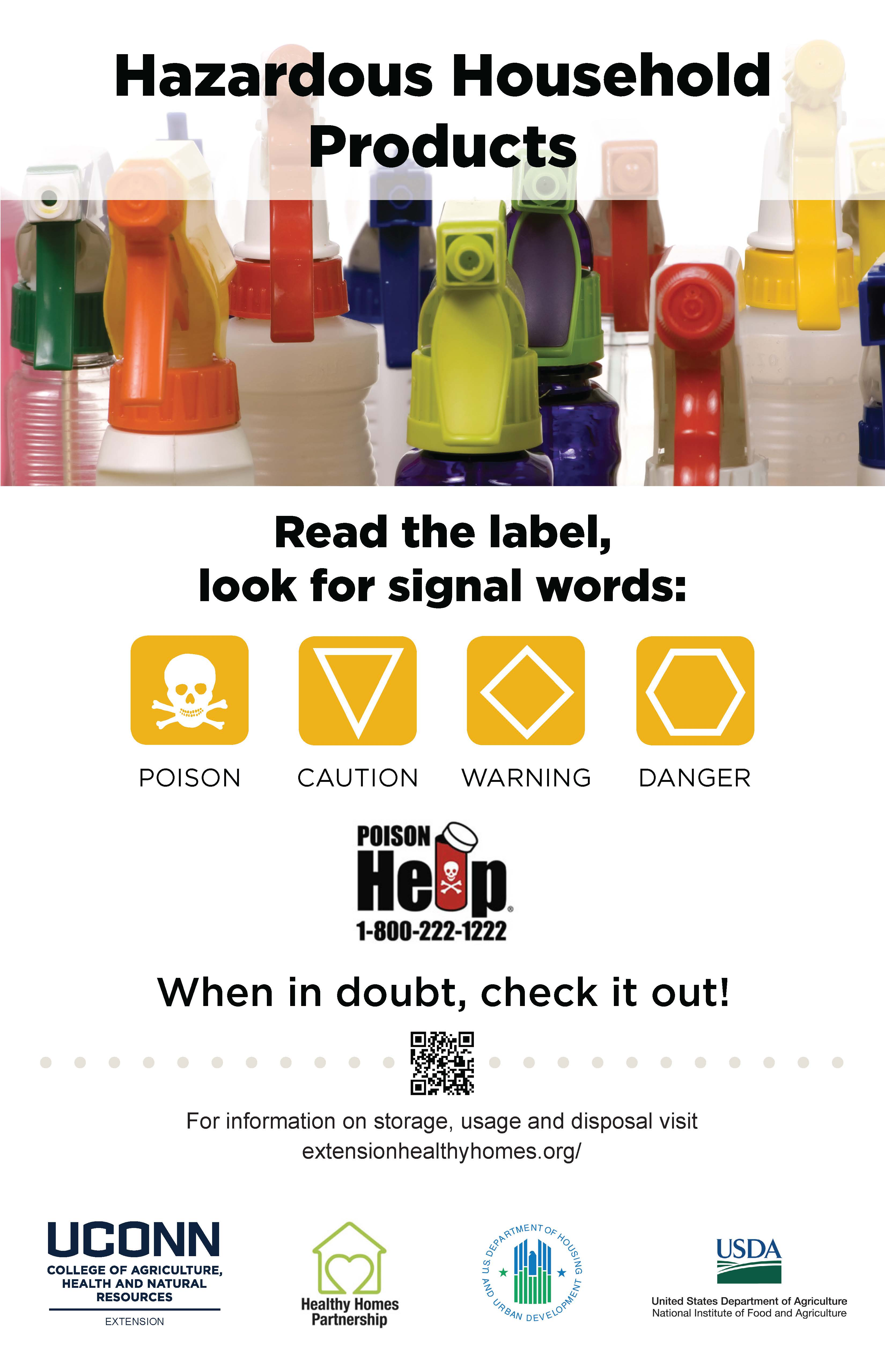 household hazardous extension healthy uconn homes health september posted