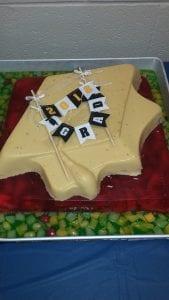 PEP cake