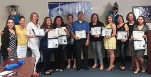 PEP graduates