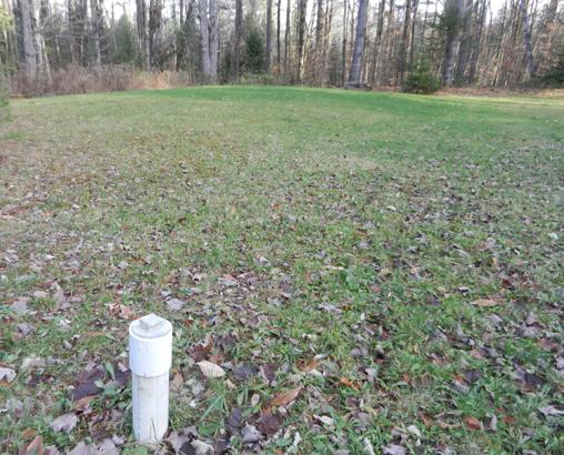Leach Field Extension