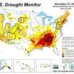 Drought in Connecticut? Who Knew?