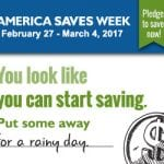 Join Us for America Saves Week