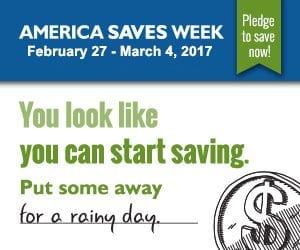 America saves photo