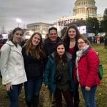 Attending the Inauguration with 4-H