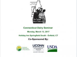 dairy seminar