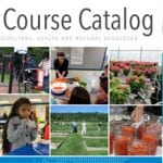 Online Course Catalog of Extension Programs
