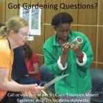 Got Gardening Questions?