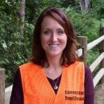 Welcome New Trail Census Coordinator Kristina Kelly!