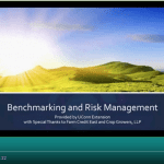Benchmarking and Risk Management