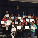 Nutrition Education Outreach in Fairfield County