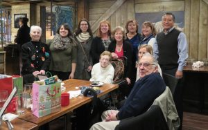 Fairfield County Extension educators and retirees