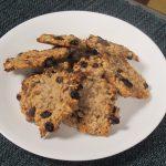 Serve and Enjoy Banana Breakfast Cookies