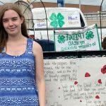My 4-H Story: Hailey Osika