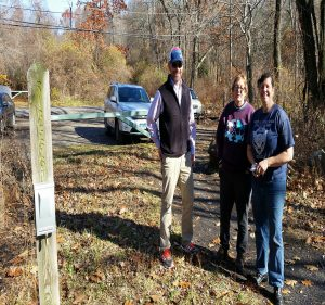 trail census volunteers