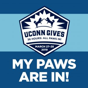 UConn Gives logo
