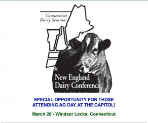 dairy seminar flyer