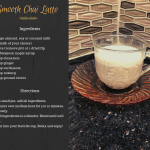 National Nutrition Month – Smooth Chai Latte