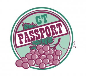 CT Wine passport logo