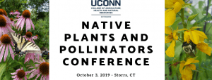 native plants and pollinators conference banner