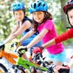 Extension & Bike Walk CT promote nutrition, fitness, & bike safety