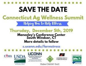 Ag Wellness Save the Date postcard
