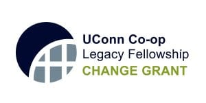 logo for UConn Co-op Legacy Fellow Change Grant