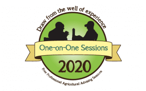 one on one agricultural advising with UConn Extension