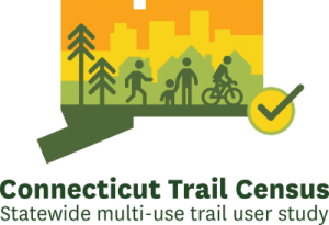 CT trail census logo