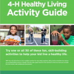 4-H healthy living activity guide