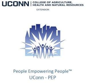 UConn PEP logo