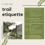 5 Tips For Trail Etiquette
