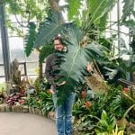 Meet Carl Johnson: Plant Diagnostic & Horticulture Intern