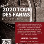 Tour des Farms Annual Bike Ride Uplifts Local Farmers All Summer Long