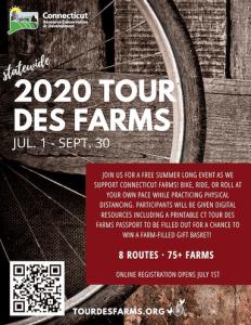 Tour des Farms flyer