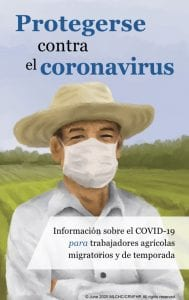 COVID-19 Spanish booklet cover