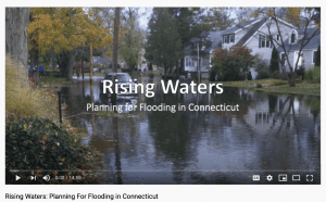 Rising waters -Planning for flooding in CT video thumbnail